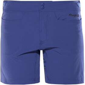Bergans Cecilie Climbing Shorts Ladies Ink Blue Melange/Navy